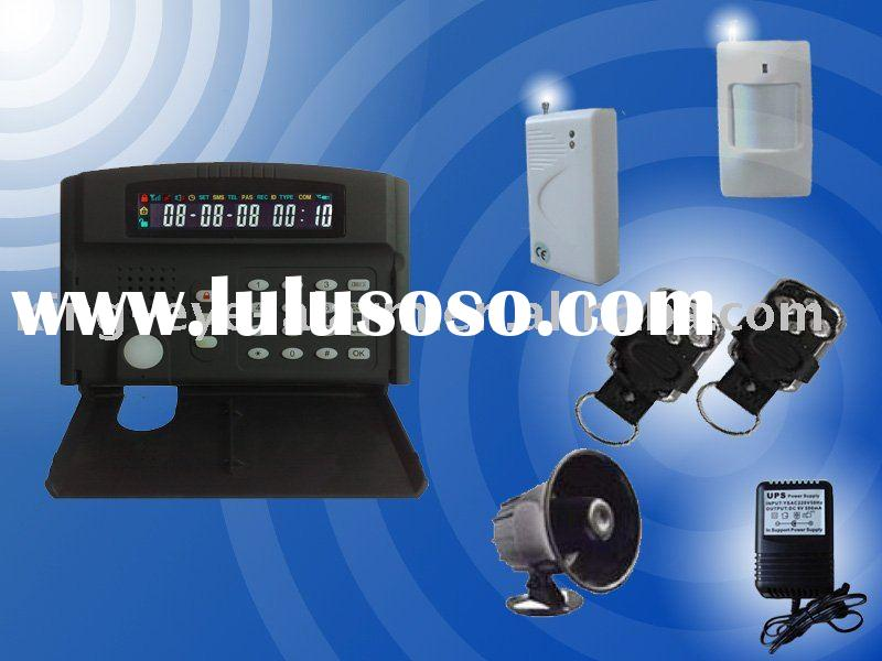 HOME SECURITY Wireless GSM Alarm System Auto Dialer