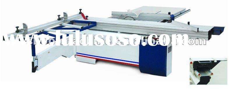 Heavy Duty Woodworking Precision Panel Saw Machine with 90 degree main saw and 2800x310mm beeline gu
