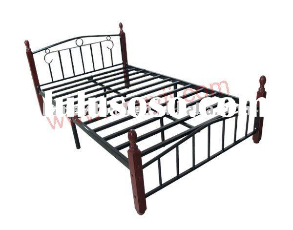 Hor sale !!metal double deck bed for home.