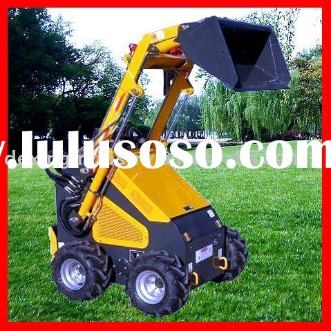 Hot Sale Multi-function Mini Skid Loader with CE