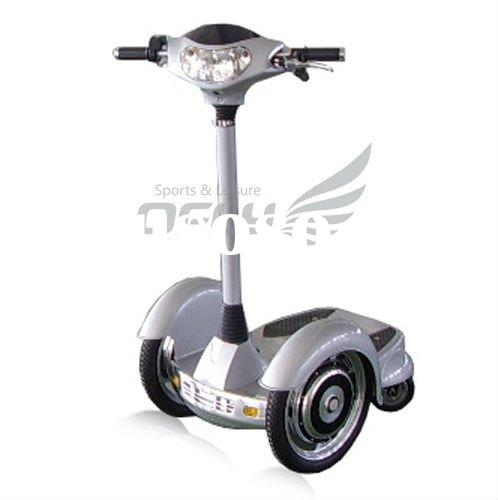 Hot product CE Approved 350W Electric Scooter Chariot with Dual Motor Driving(ES3501)