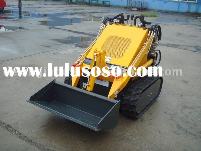Hot sale Professional Mini tracked Skid loader with low price