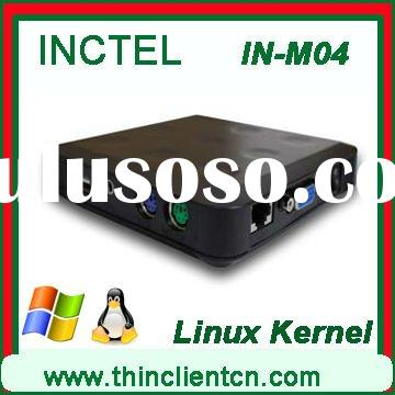 IN-M04 desktop computer without cpu with RDP,open source linux kernel