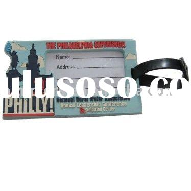 Identity Protection Luggage Tags