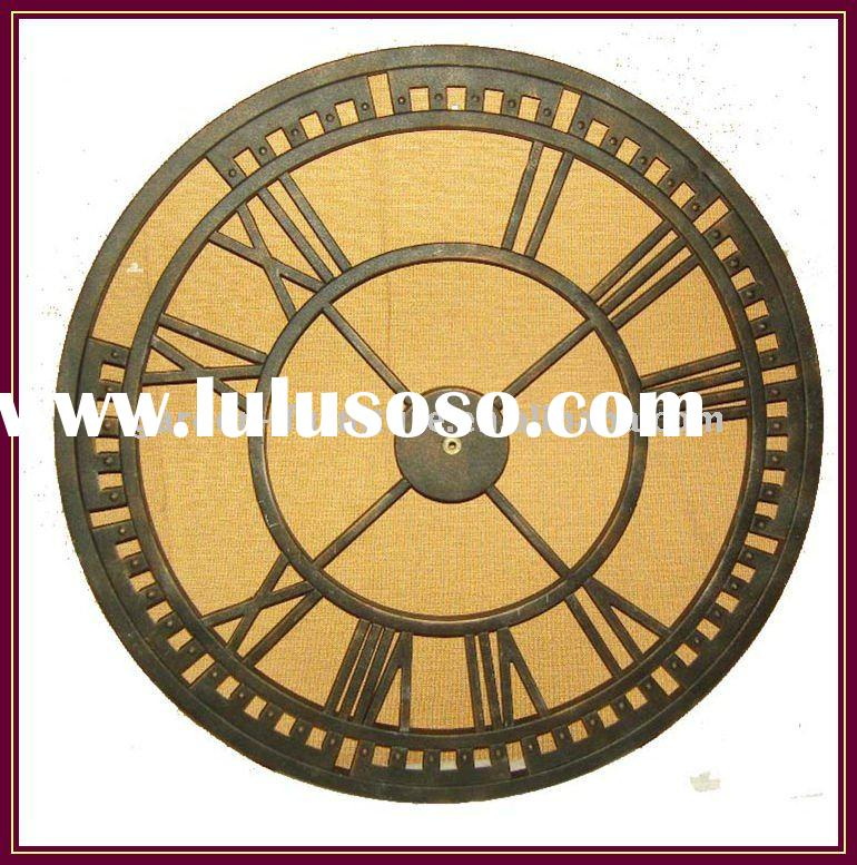 Outdoor Terra Cotta Clock For Sale Price China