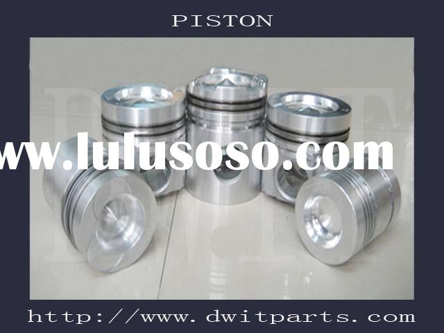 Isuzu piston 6BF1/diesel engine parts