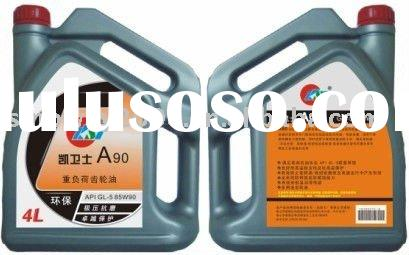 KSI lubricant oil Corwes series high quality heavy load gear oil A90