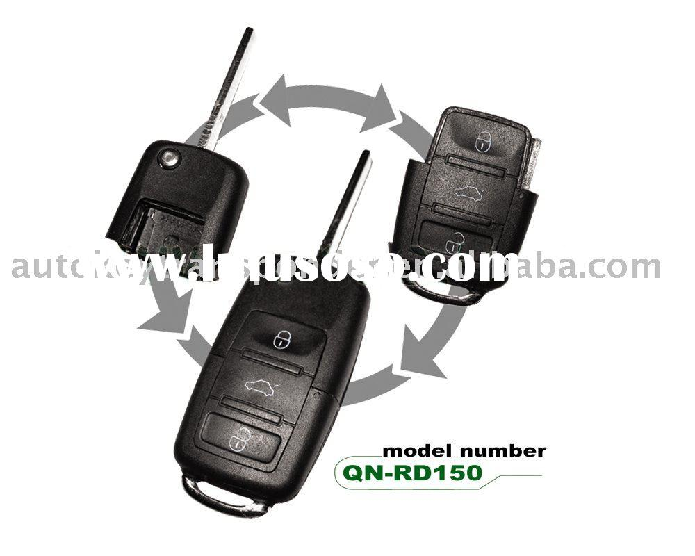 Keyless Entry Remote Control (Self-Learning) --transponder key -- copy remote ---- auto key transpon