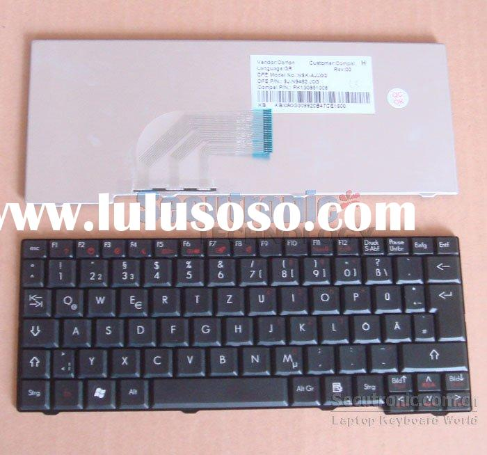 Laptop keyboard for ACER	ASPIRE One 531H, D150, D250, P531, AOA150; Gateway LT30