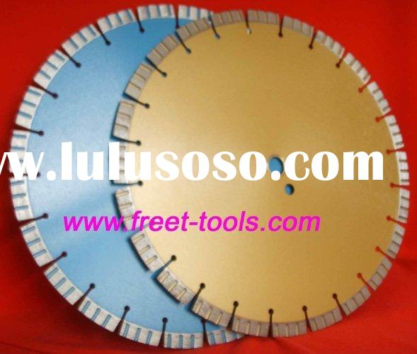 Laser saw blade to cut concrete,electric saw