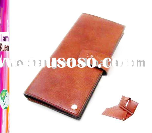 Leather Wallets Purses