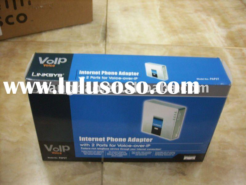 Linksys PAP2T voip phone adapter