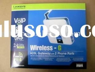 Linksys Wireless Router (WAG54GP2)