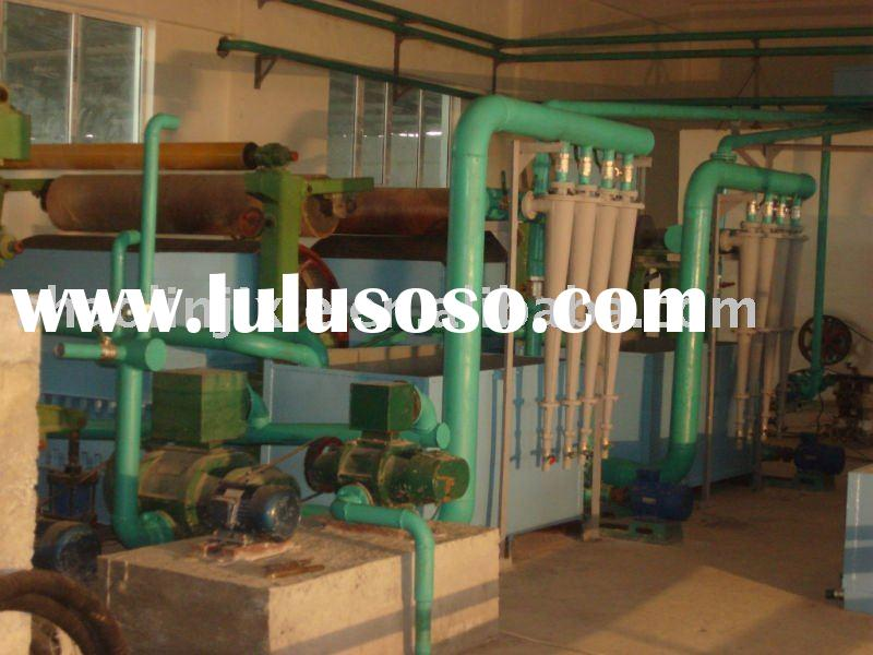 Low investment Waste Paper Recycling Machine with Reasonable Performance