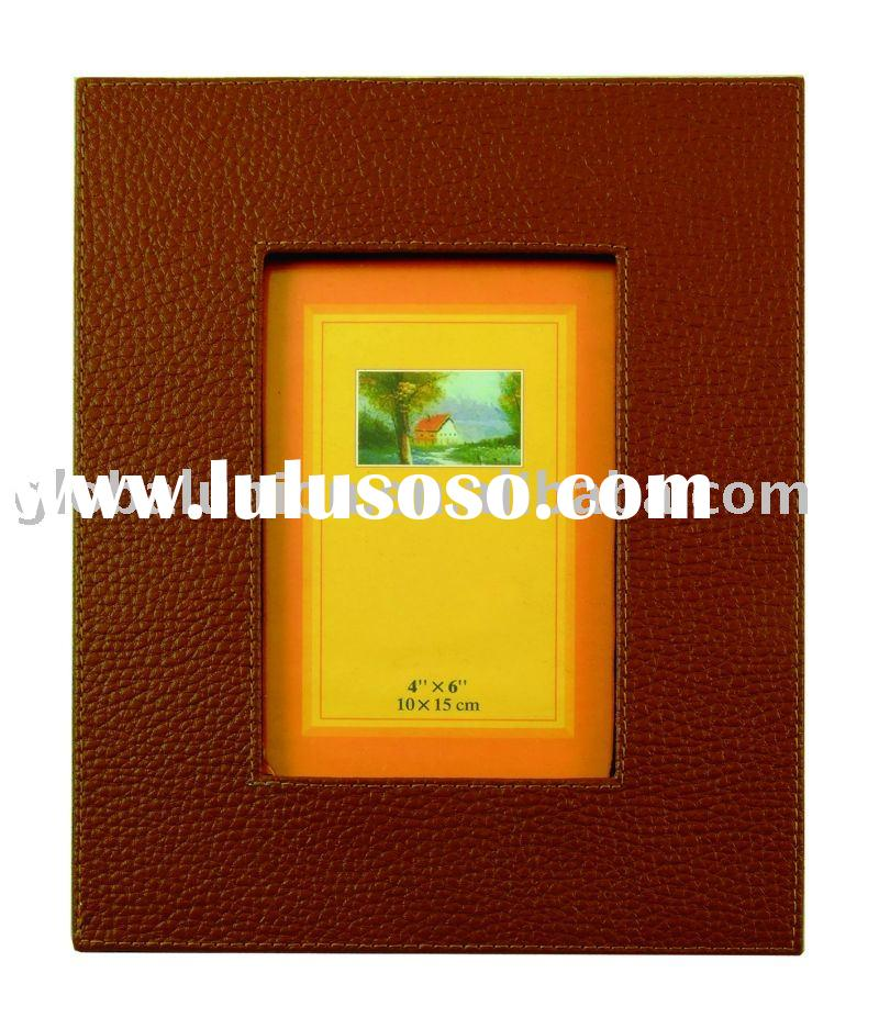 """Man-made Leather Photo Frame Size:8""""X10"""" - A03805"""