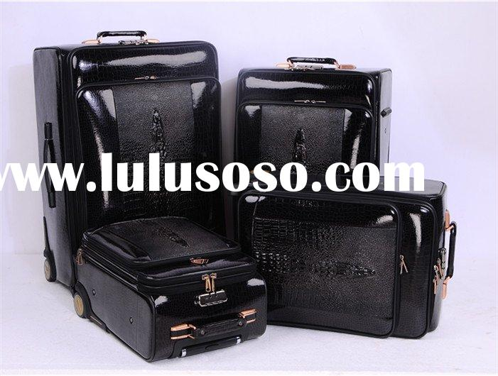 Manufacture Brand Names Trolley Luggage Bag