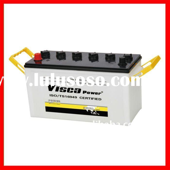 Manufacturing Reliablle Quality VRLA 12V Gel Battery for Storage 95E41R 12V100AH VISCA