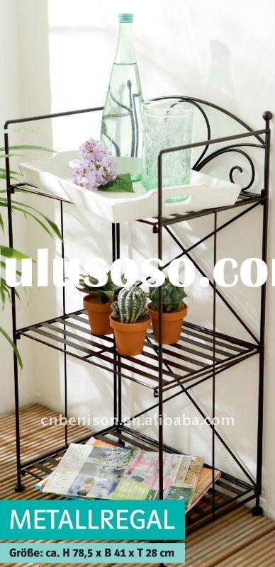 Metal Decorative Shelf