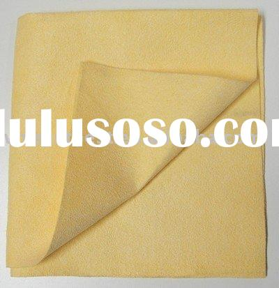 Micro car chamois, clean cloth