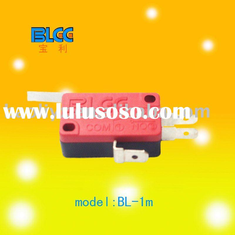 Microswitch/hot selling microswitch with lever