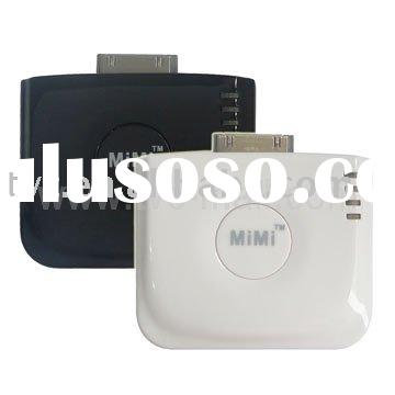 Mimi Power Angel 1200mAh External Battery w/ Stand for iPod iPhone 4 3GS