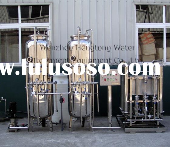 Mineral Water Treatment Plant 5000 liters/hour