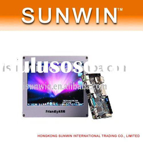 Mini6410/S3C6410 Embed System processor board Android/WinCE/Linux OS + 7 inch touch screen