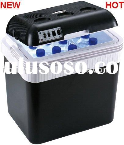 Mini Fridge (Thermoelectric cooler and warmer) 24L can be used in car or at home