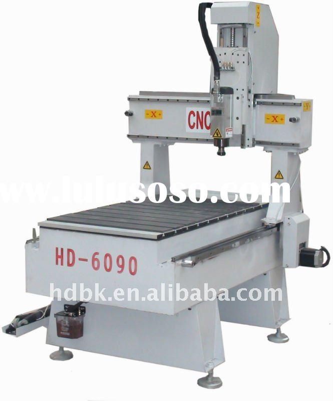 Mini Wood CNC Router Machine