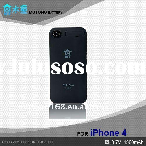 MuTong Long Life Portable Power Stations For IPhone 4 With DIY Pattern