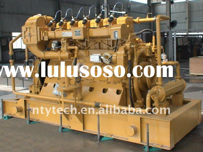 Natural Gas Engine Used For Gas Compressor