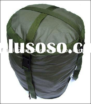New Army Issue Large Compression Bags Fits Soldier 95 Artic Sleeping Bag