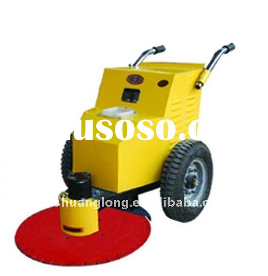 Newly construction equipment for concrete piles cutting