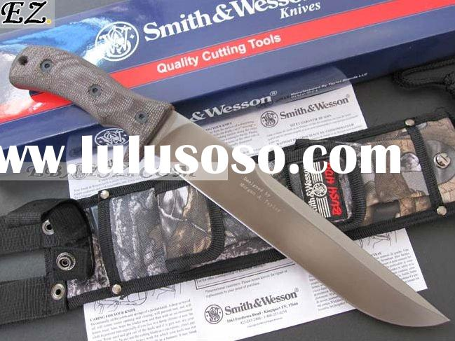 OEM Smith. Wesson CKSUR6 Mad Dog 2 fixed blade knife Hunting knife survival knife camping knife DZ-0