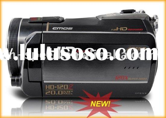 OEM high definition digital video camcorder product CE/RoHs