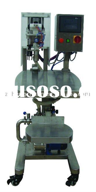 Olive oil Bag-in-box Filling and Capping machine