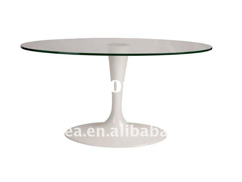 Oval Tuplip Top Table