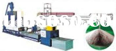 PE Foam Recycling Machine