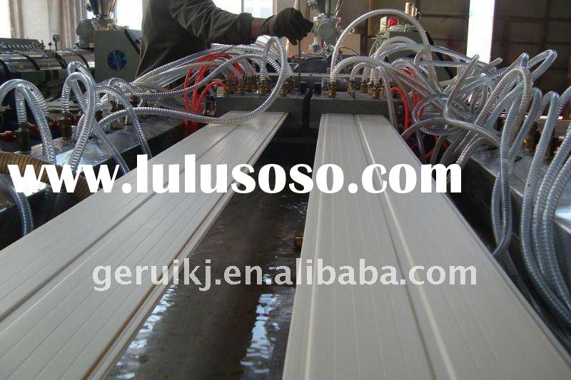 PVC panel ceiling extruder