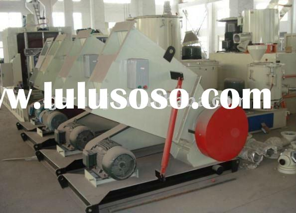 PVC pipe recycle machine