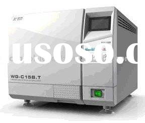 Portable Table top 3-6 Times Pulse Vacuum Autoclave Sterilizer Class B With USB Lively Storage