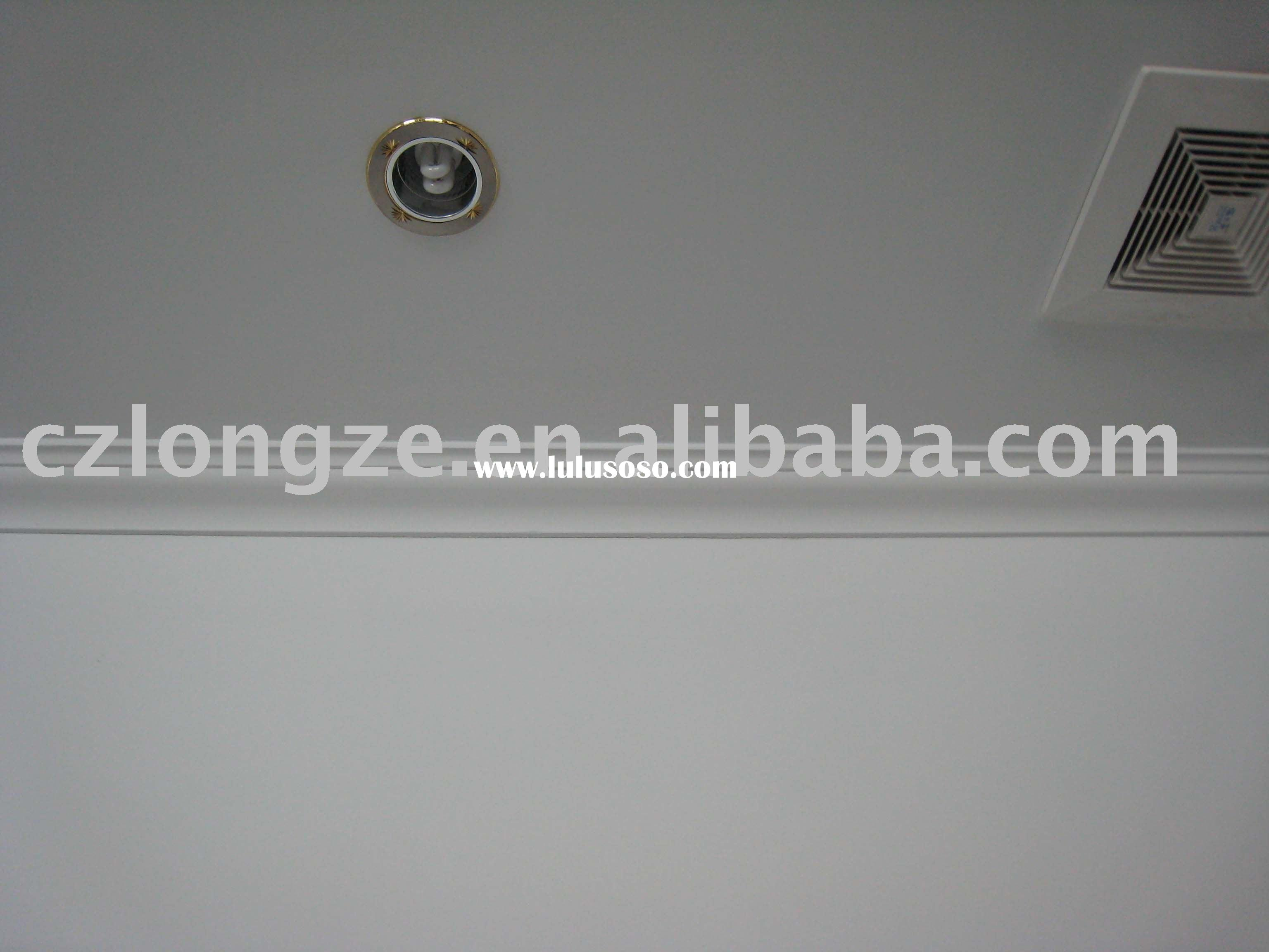 Primed paint moulding used for Baseboard,Quarter Round,Door&Window Casing and Cornice/Crown etc