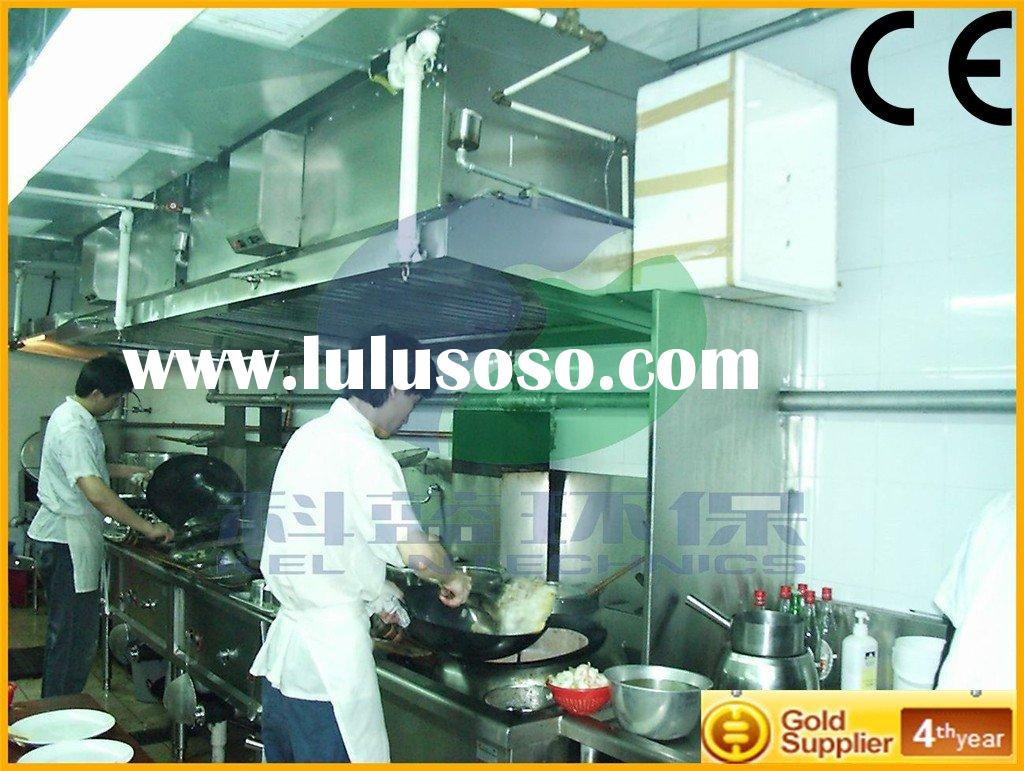 Restaurant and Hotel Equipment/ Commercial Cooking Exhaust Extraction System