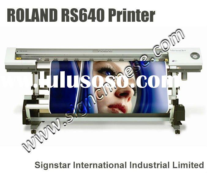 Roland Large Format Printer / Eco Solvent Plotter RS640 VersaArt