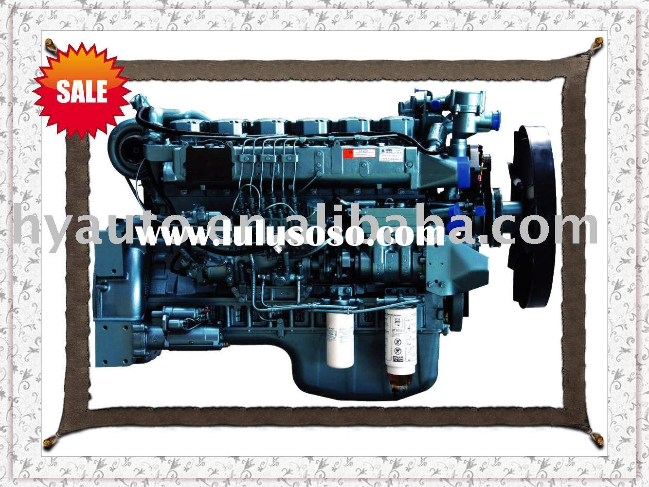 SINOTRUK(CNHTC) Steyr WD615.46 diesel engine for truck