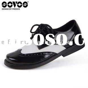SOVOS Boys Gorgeous Wedding Dress Leather Shoes