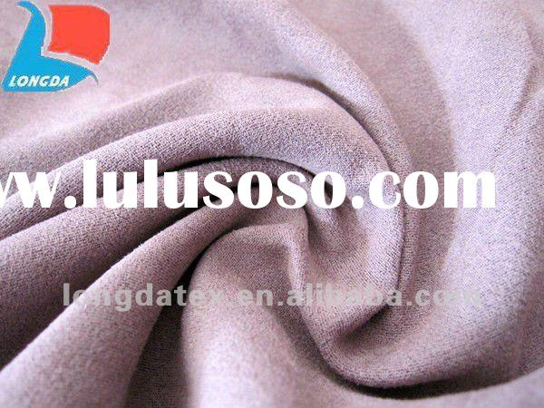Satin Suede fabric
