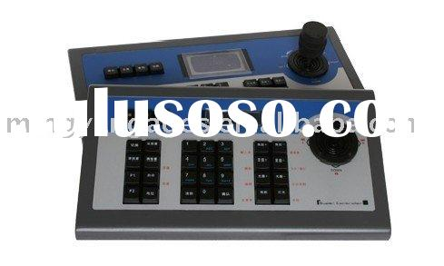 Security Product 3D Hikvision DVR Control Keyboard