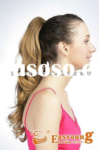 Sell ladies fashion ponytail, hot sell in Dubai