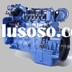 ShangChai 8.3L Natural Gas Engine CNG Engine